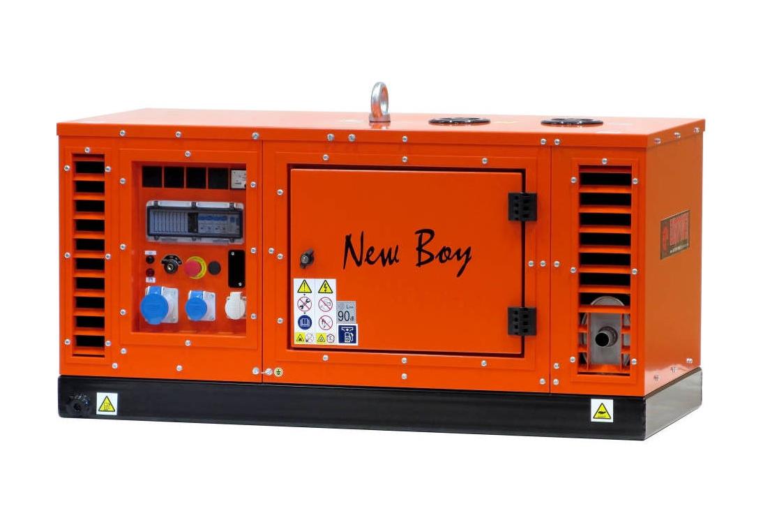 Дизельный генератор (электростанция) Europower EPS 123 DE