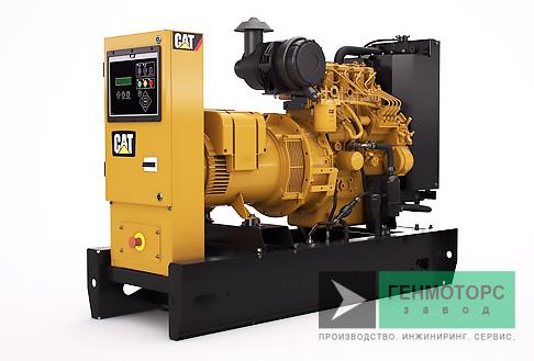 Дизельный генератор (электростанция) Caterpillar DE7.5E3S