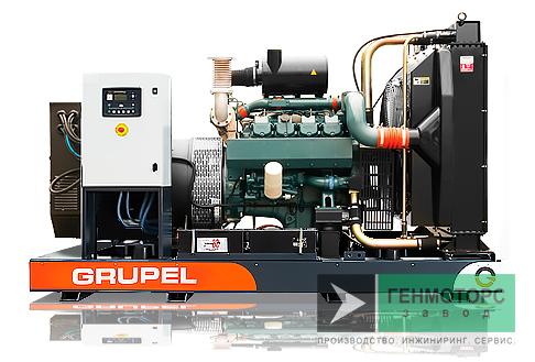 Дизельный генератор (электростанция) G825DSGR Grupel