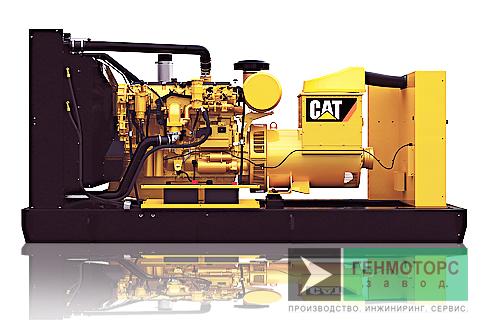 Дизельный генератор (электростанция) Caterpillar С13 320 кВт