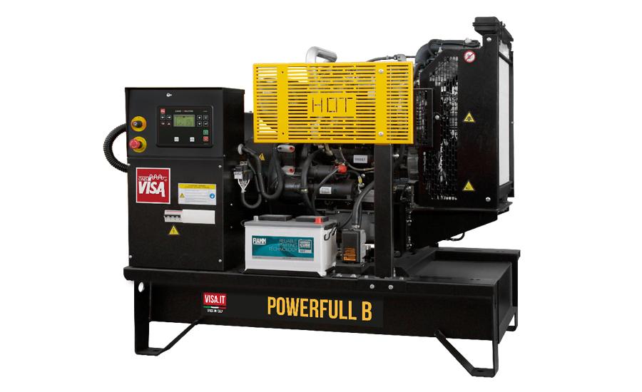 Дизельный генератор (электростанция) Onis Visa JD45