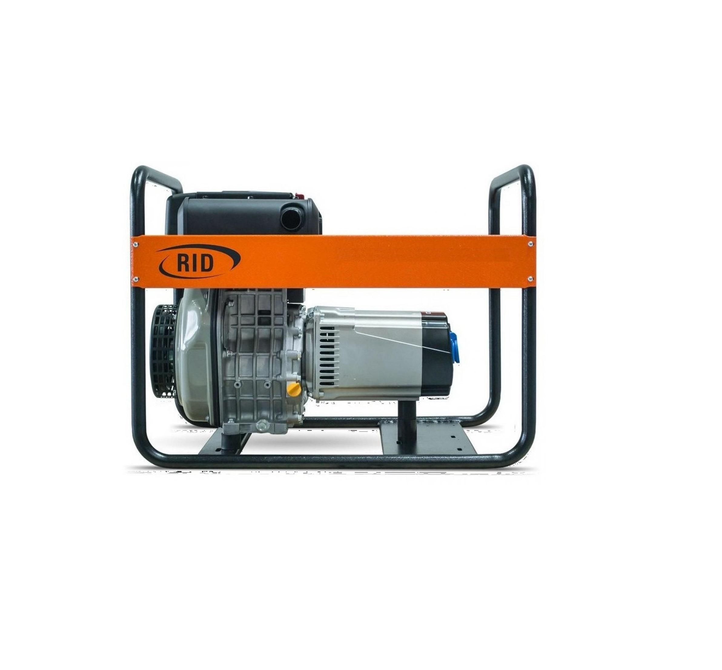 Дизельный генератор (электростанция) RID RY 6000 D