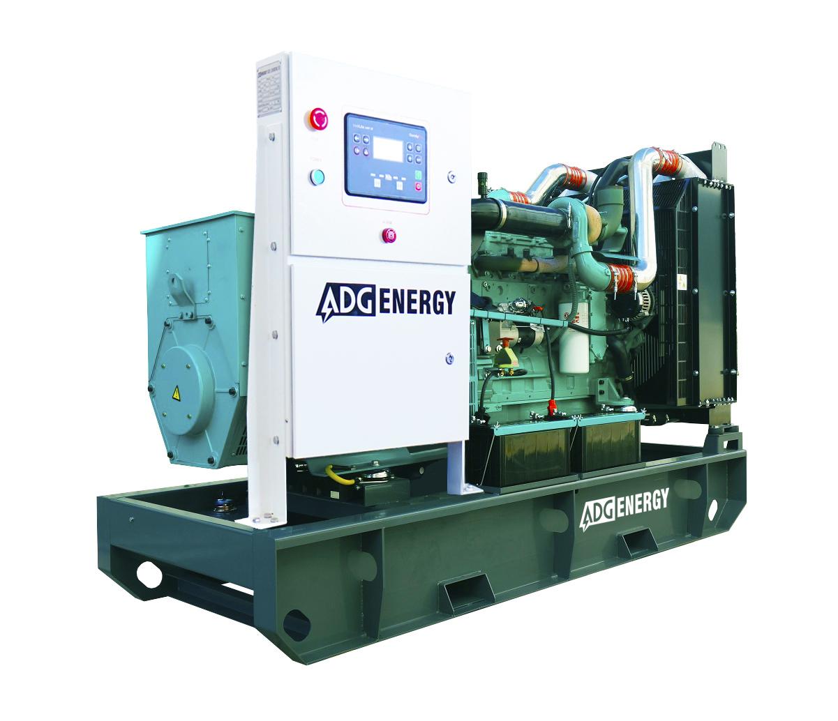 Дизельный генератор (электростанция) ADG-ENERGY AD-275C