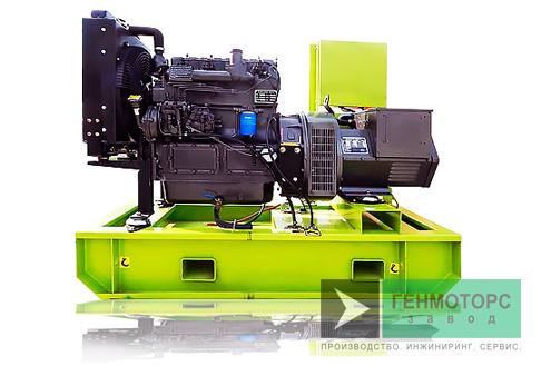 Дизельный генератор (электростанция) АД-15-Т400