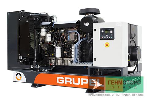 Дизельный генератор (электростанция) G309PKGR Grupel