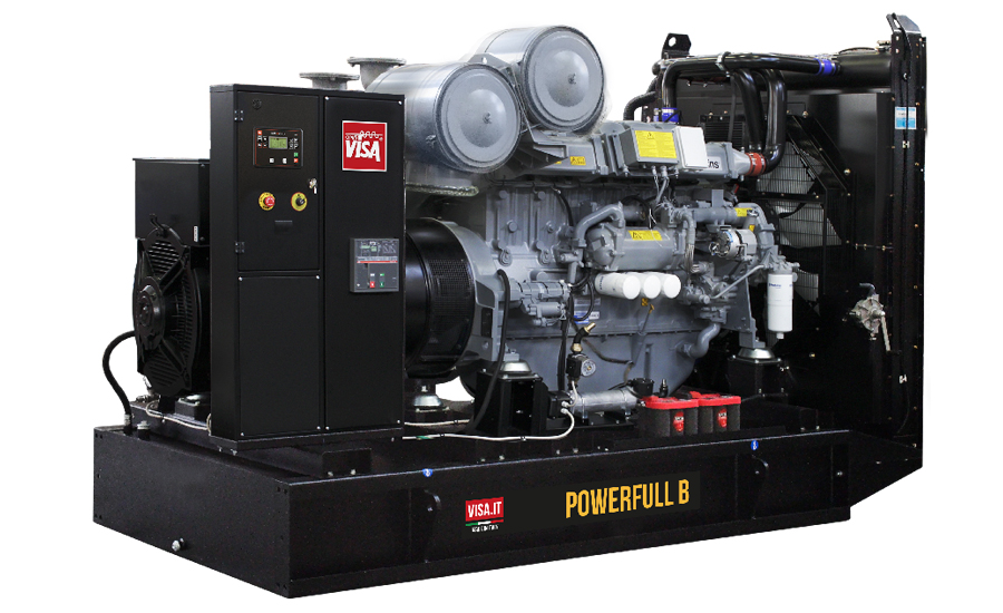 Дизельный генератор (электростанция) Onis Visa P805