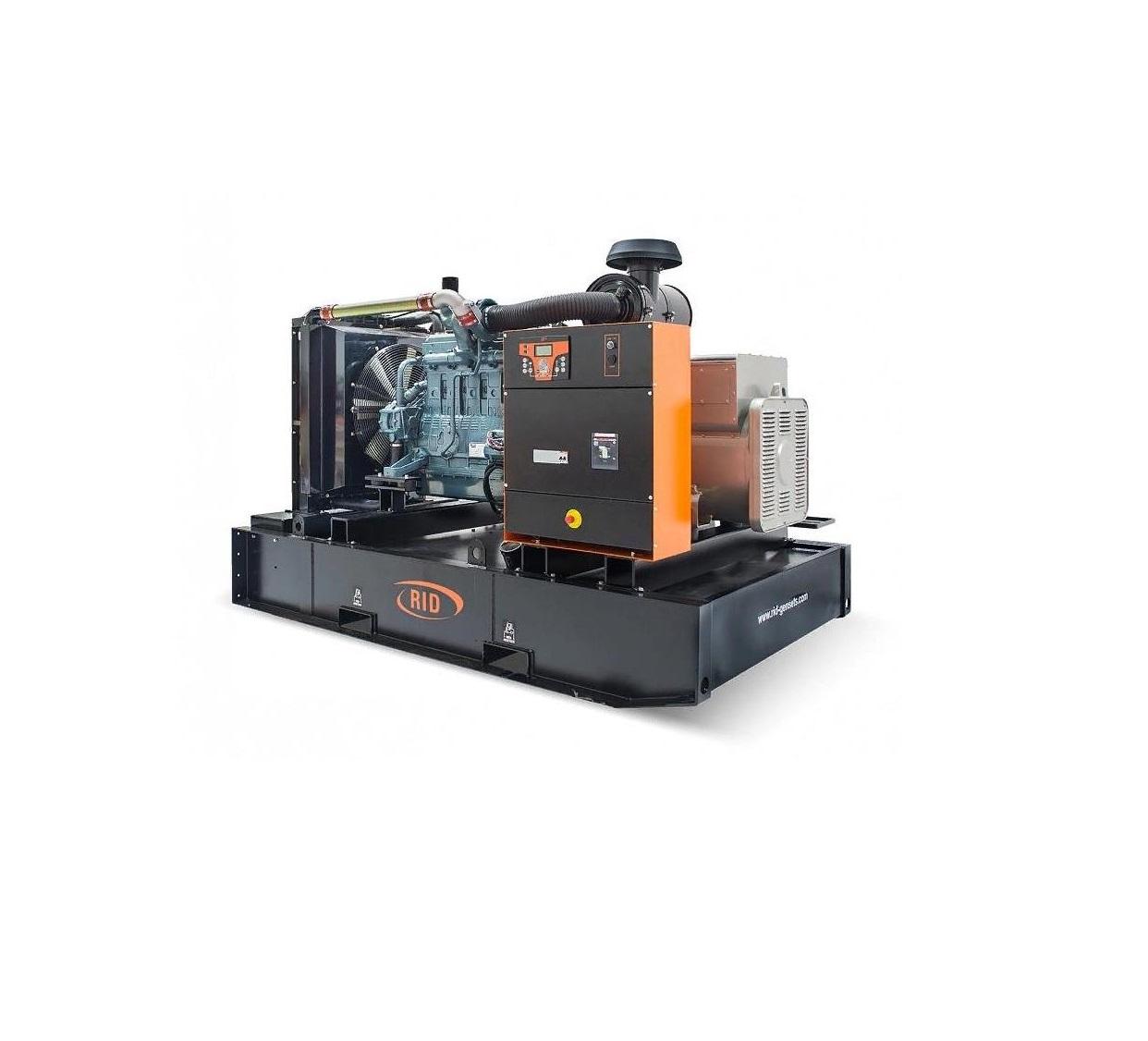 Дизельный генератор (электростанция) RID 350 B-SERIES