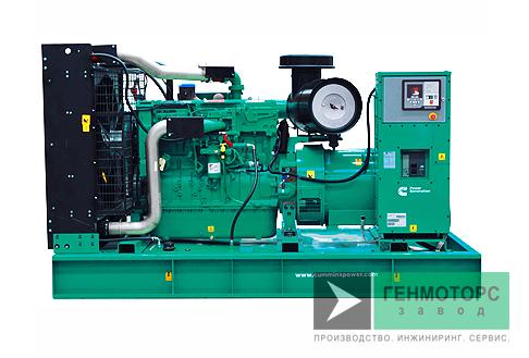 Дизельный генератор (электростанция) Cummins C500D5e