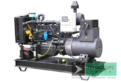 Дизельный генератор (электростанция) ММЗ АД-120