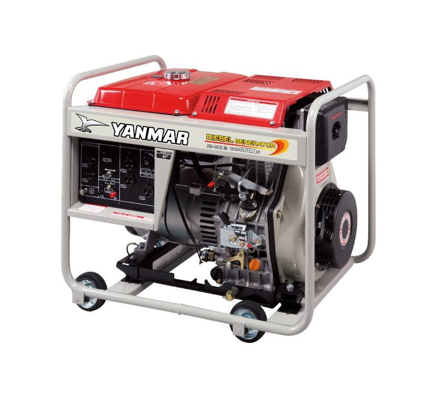 Дизельный генератор (электростанция) Yanmar YDG5500N-5B