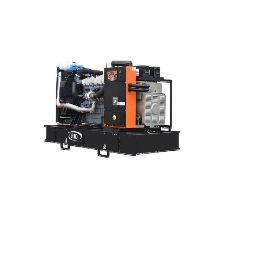 Дизельный генератор (электростанция) RID 250 B-SERIES