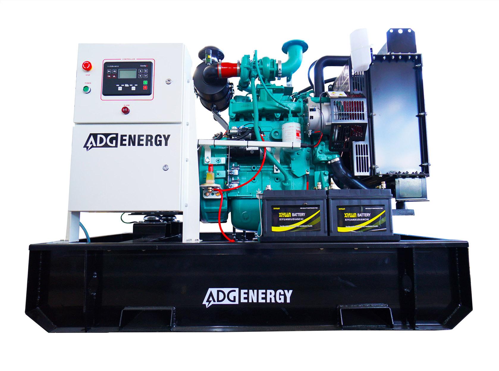 Дизельный генератор (электростанция) ADG-ENERGY ADG-100C