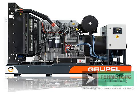 Дизельный генератор (электростанция) Grupel G1110PKST