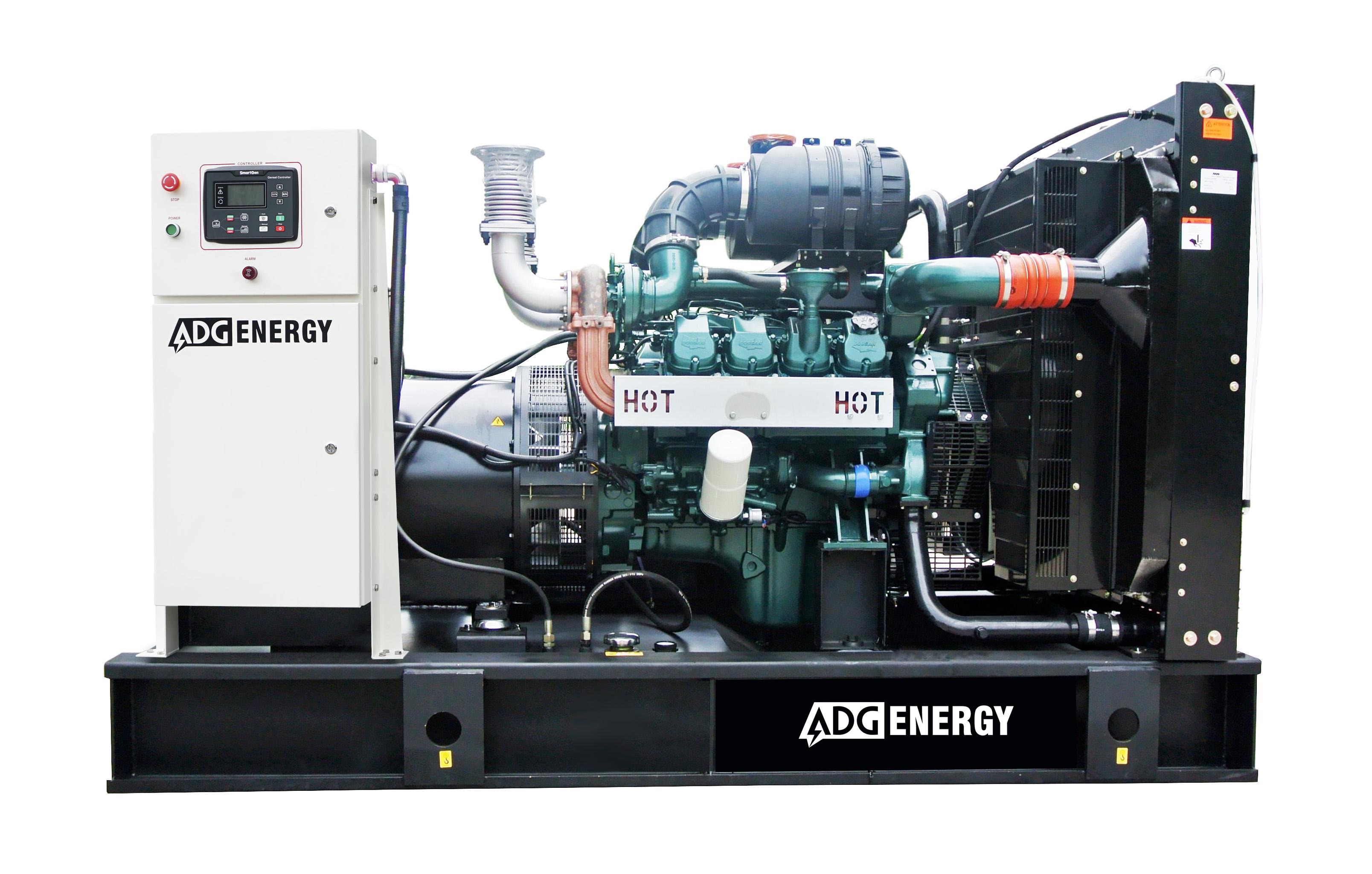 Дизельный генератор (электростанция) ADG-ENERGY AD-413D5