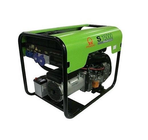 Дизельный генератор (электростанция) Pramac S15000, 230V, 50Hz