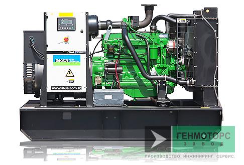 Дизельный генератор (электростанция) AKSA AJD275
