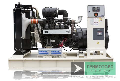 Дизельный генератор (электростанция) Teksan TJ581DW5C