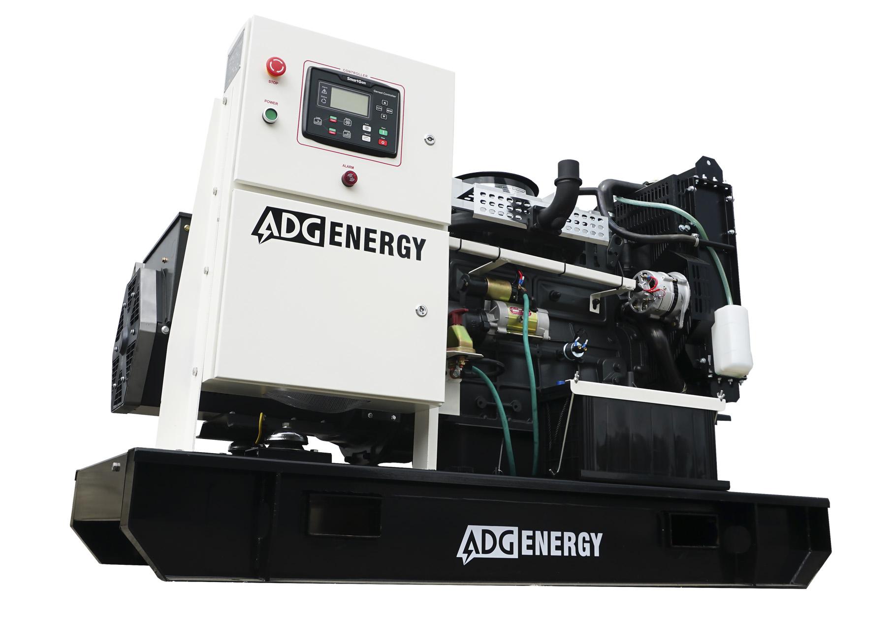 Дизельный генератор (электростанция) ADG-ENERGY AD50-Т400