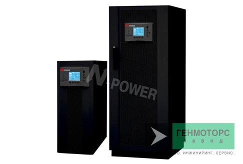 Источник бесперебойного питания Power-Vision Black W200000